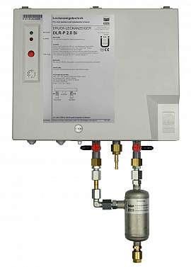 Leak Detector DLR-P 2.0 Si, pul-d, 100-240VAC|24VDC, pl-box, CF8/6