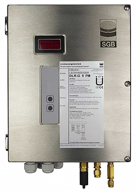 Leak Detector DLR-G 5 PM, 100-240VAC|24VDC, ss-box, CF 8/6