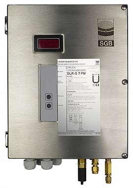 Leak Detector DLR-G 7 PM, 100-240VAC|24VDC, ss-box, CF8/6