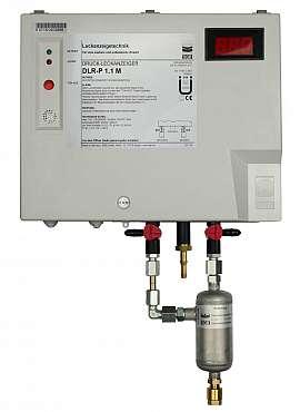 Leak Detector DLR-P 1.1 M, pul-d, 100-240VAC|24VDC, pl-box, CF8/6