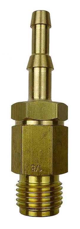 Inst. kit DL.., R1/4'm - H4+H6, PVC-hose 8/4x2mm or 10/6x2mm