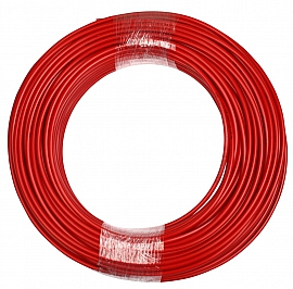 PA-hose, PN6, red, 8/6x1mm, 100m roll