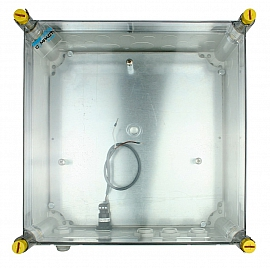 Protective Box ISO N19, with Horn 90dB 340x340x180 mm, Prep. to Mount a VL 34