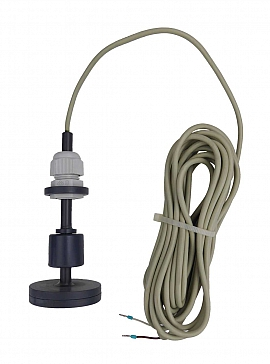 Floating switch FS, f. LS 50, PVC, 5 m cable, self-supporting