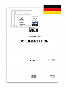 Label and documentation in German STANDARD IF NO LANGUAGE IS CHOSEN