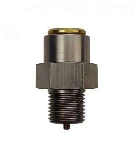 Overpressure Valve, Brass, NBR, G1/8' 3000 mbar Open. Pressure (DL 2300)