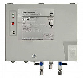 Leak Detector VL 230, pp-v, 230VAC, pl-box, ss-CF8/6