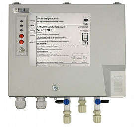 Leak Detector VLR 570 E, pp-v, 230VAC, pl-box, PP8/6